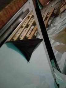 Лист нержавеющий 1,0 мм 1,5х3 BA+PVC 304 зеркальный