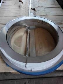 Лента нержавеющая 24х1 мм AISI430 4N шлиф
