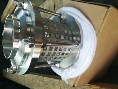 Диоптр трубный ДН150  S-S  AISI 304/304L
