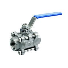 Клапан шаровый литий   1